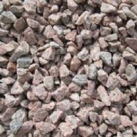 14/20mm CORRENNIE RED GRANITE AGGREGATE GRAVEL 25kg or Bulk Bags